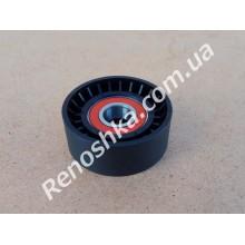 Ролик ручейкового ремня ( 65mm x 26mm ) пластиковый для RENAULT LOGAN 1.5 DCI 68 л.с.