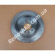 Тормозной диск задний ( 290mm x 10mm )