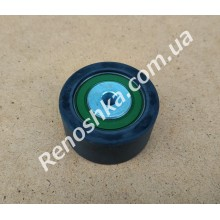 Ролик ручейкового ремня ( пластик, 50mm ) замена металлического! для FIAT