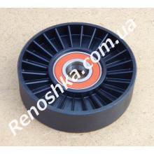 Ролик ручейкового ремня ( 88mm x 26mm ) пластиковый для FIAT