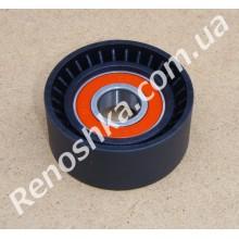Ролик ручейкового ремня ( 60mm x 25mm ) пластиковый для RENAULT LOGAN 1.6 K7M 710 87 л.с.