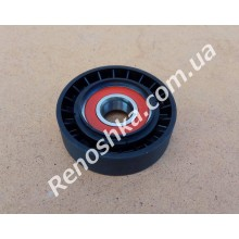 Ролик ручейкового ремня ( 80mm x 23mm ) пластиковый для FIAT