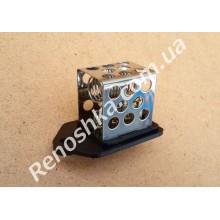 Резистор регулятора скорости вращения вентилятора ( реле включения вентилятора )