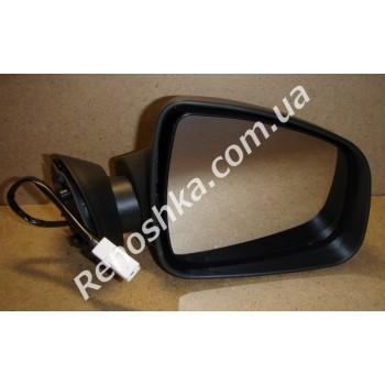 Зеркало ( электроуправление + обогрев ) правое для RENAULT LOGAN