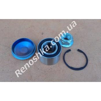 Подшипник ступицы задний ( 52 x 25 x 37 ) комплект для RENAULT LOGAN