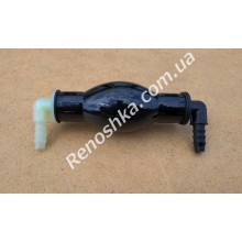 """Подкачка на дизель груша"""" ( ручная груша подкачки, насос подкачки ) силикон, с мощным клапаном! диаметр 10mm, 2 угла 90 градусов!"""" для RENAULT LOGAN"""