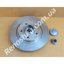 Тормозной диск задний ( 274mm x 11mm ) с подшипником магнитным!