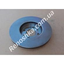 Тормозной диск передний ( 262mm x 22mm ) вентилируемый! цена за 1 шт!