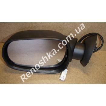Зеркало ( электроуправление + обогрев ) левое для RENAULT LOGAN