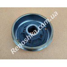 Тормозной барабан ( 180 mm x 52 mm ) для RENAULT LOGAN