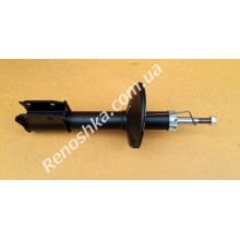 Амортизатор передний ( стойка передняя ) газомасляный! для RENAULT LOGAN