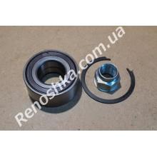Подшипник ступицы передний ( 72 x 35 x 33 ) с ABS ( с магнитным кольцом )