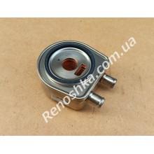 Масляный охладитель ( масляный радиатор, теплообменник )