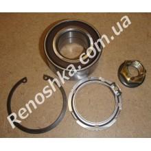 Подшипник ступицы передний ( 72 x 37 x 37 ) с ABS ( с магнитным кольцом ) 48 полюсов на магните! для RENAULT LOGAN 1.6 K7M 710 87 л.с.