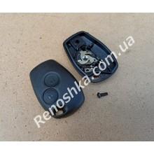 Корпус ключа ( две кнопки ) Высокое качество! для RENAULT LOGAN 1.6 K7M 710 87 л.с.
