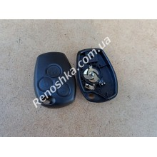 Корпус ключа ( три кнопки ) Высокое качество! для RENAULT LOGAN 1.6 K7M 710 87 л.с.