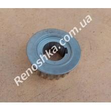 Шестерня коленвала ( ГРМ ) ( 30mm x 62mm x 29mm / 21z, под шпонку 9mm! )