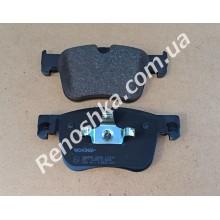 Колодки передние ( комплект 4 шт ) на машину с диаметром передних тормозных дисков 304 мм!