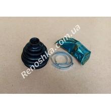 Пыльник ШРУСа наружный ( со стороны колеса ) 23mm x 76mm ( пыльник + хомуты + смазка )