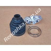 Пыльник ШРУСа наружный ( со стороны колеса ) 25mm x 83mm ( пыльник + хомуты + смазка )