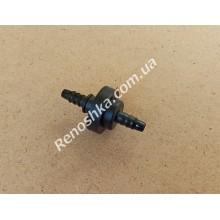 Обратный клапан топлива, клапан трубопровода ( трубки 8mm / 8mm, длина 57mm, ширина клапана 30mm ) для RENAULT LOGAN 1.4 K7J 710 75 л.с.