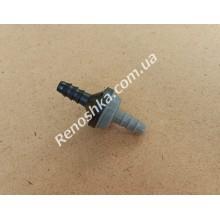 Обратный клапан топлива, клапан трубопровода ( трубки 10mm / 10mm, длина 66mm, ширина клапана 30mm ) для RENAULT LOGAN 1.4 K7J 710 75 л.с.