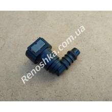 Штуцер топливного фильтра, шланга, переходник топливной трубки, быстросъемный ( угловой ) 11.8, быстросъем 12mm / 12mm под топливную трубку! для RENAULT LOGAN 1.6 16v K4M 690 105 л.с.