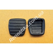 Резинка педали тормоза / сцепления ( резиновая накладка на педаль тормоза, сцепления ) для RENAULT LOGAN 1.6 16v K4M 690 105 л.с.