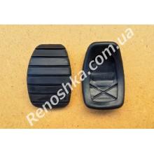 Резинка педали тормоза / сцепления ( резиновая накладка на педаль тормоза, сцепления ) для RENAULT LOGAN 1.2 16v D4F 732 75 л.с.