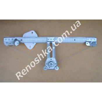 Стеклоподъемник механический ( правый ) для RENAULT LOGAN