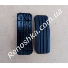Накладка педали газа ( пластиковая накладка на педаль газа ) Рено, Дачия для RENAULT LOGAN 1.5 DCI 68 л.с.